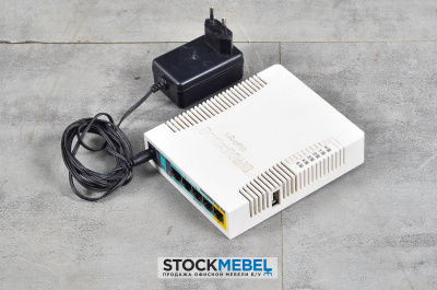 Маршрутизатор Mikrotik RouterBOARD 951Ui-2HnD